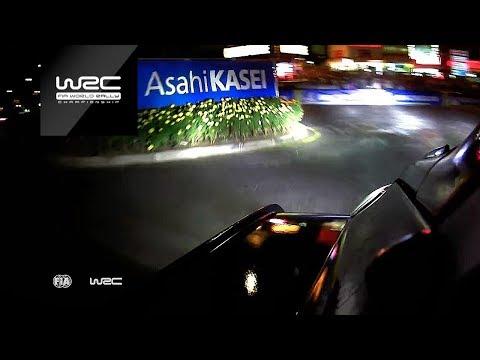WRC - Rally Turkey 2018: ONBOARD Mikkelsen SS1