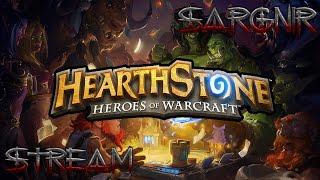 Sargnir Stream Hearthstone Как всегда нужна поддержка Донат в описании