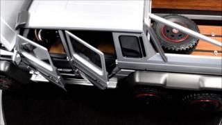 AUTOart Mercedes-Benz G63 AMG 6x6