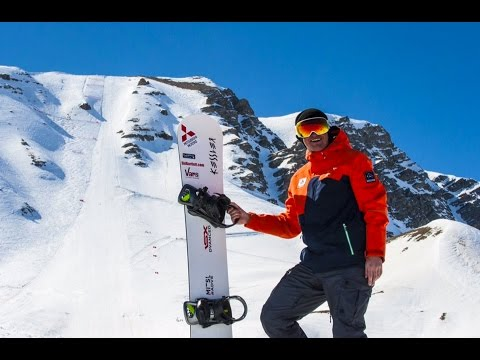Summit Xpose II Magnetic Lens Change Goggle Review (Jamie Barrow – Britain's Fastest Snowboarder)