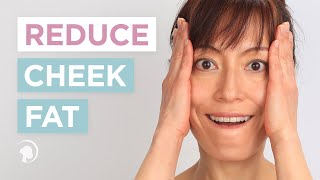 Lose Cheek Fat and Firm Cheeks with Facial Exercises