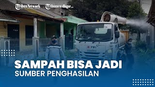 Peringati HPSN, Kades Bojonggede: Sampah Bisa Jadi Sumber Penghasilan