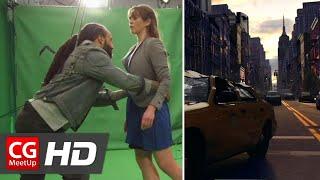 "CGI VFX Breakdown HD: ""Happy Valentine"