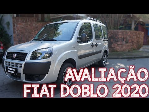 Avaliação Fiat Doblo 2020 7 lugares - O PIOR CUSTO BENEFÍCIO DOS ZERO KM