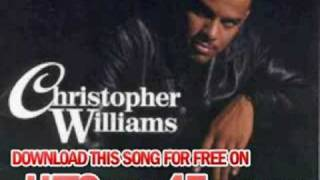 christopher williams - don't u wanna make love - Changes