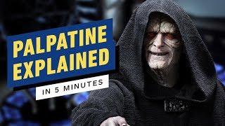 Star Wars: Emperor Palpatine in 5 Minutes