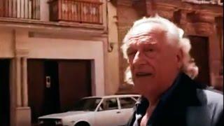 Rafael Alberti en su tierra natal tras 38 años en el exilio (1977) - Puerto de Santa María - Cádiz