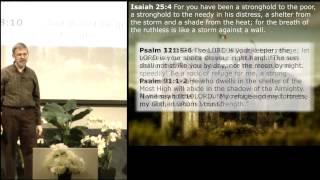 His Holy Mountain - Isaiah 25:1-9