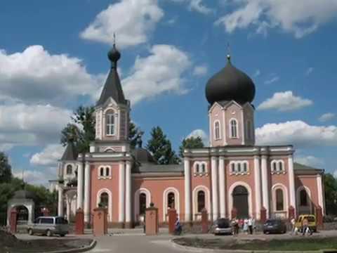 Церковь на вокзале в энгельсе