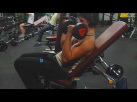 Comme intensifie les muscles secs