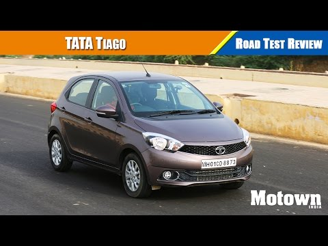 Tata Tiago | Road Test Review | Motown India