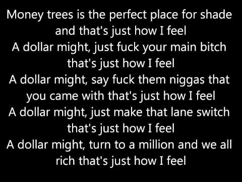 mp4 Money Trees Lyrics, download Money Trees Lyrics video klip Money Trees Lyrics