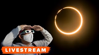 WATCH: The 2020 TOTAL Solar Eclipse in South America - Livestream