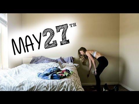RE-ARRANGING MY BEDROOM!