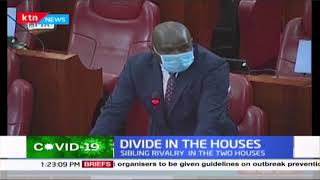 Divide in the House: Sibling rivalry between senate and National assembly becomes more serious