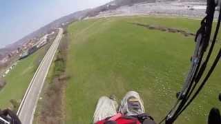 preview picture of video 'Santa Elisabetta atterraggio 9 3 14 by Angheso'