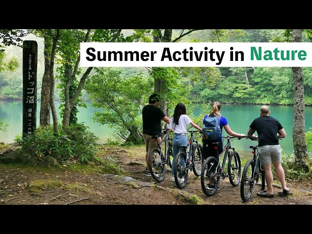 Summer Activity in Nature(春夏版)