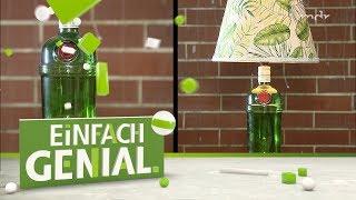 Upcycling: Neues Licht aus alten Flaschen | Einfach genial | MDR