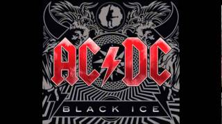 AC/DC Black Ice - Skies On Fire