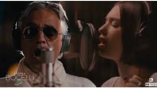 "Andrea Bocelli Ft Dua Lipa ""if Only"""