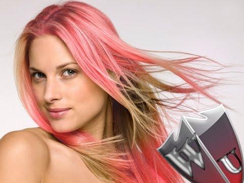 Cambiar el color del cabello en photoshop