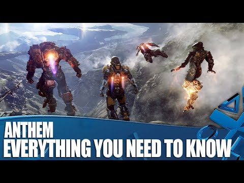 Anthem – Everything You Need To Know!