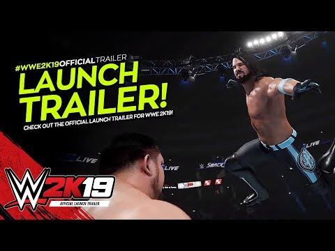 Trailer de WWE 2K19 Digital Deluxe Edition