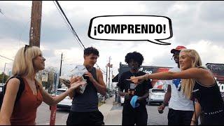 ¿Cuánto español habla el gringo promedio? | Superholly