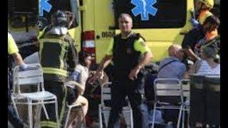 "BREAKING: ""Update Barcelona Spain Attack 13 Dead 80 Injured"""