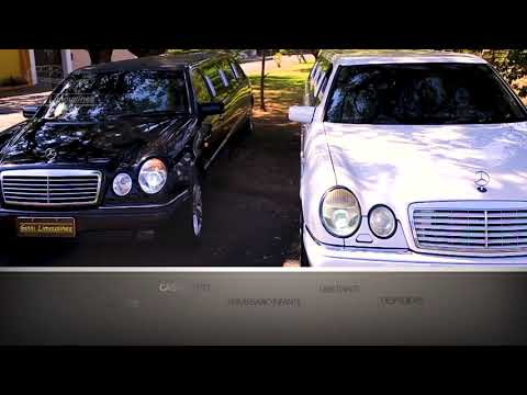 Limousines para noivas - Piracicaba