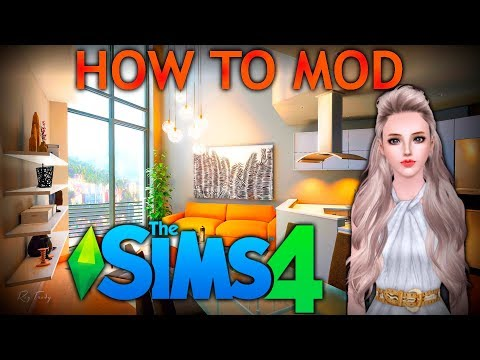How To Mod And Install CC The Sims 4 - Easy Tutorial For CUSTOM CONTENT Mp3