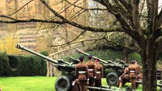 preview picture of video 'Guildford Armed Forces Day - 100 days to go'