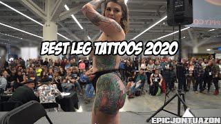Best Leg Tattoos 2020 | EPICJONTUAZON