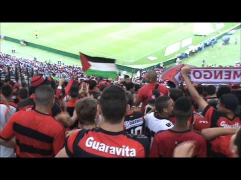 """""""Nação 12 - Flamengo 3 x 1 Fluminense (Resumo)"""" Barra: Nação 12 • Club: Flamengo"""