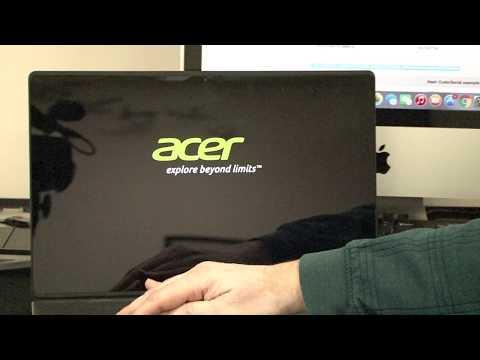 acer bios master password reset