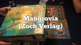 Test Mangrovia (Zoch): Rezension und Beispielrunde von Spiele-Podcast.de
