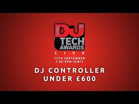 DJ Mag Tech Awards 2016 LIVE: DJ Controller under £600