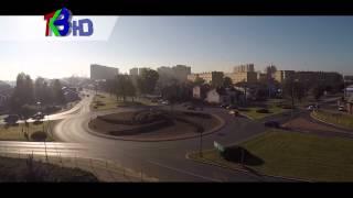 preview picture of video 'TKB - Bełchatów z lotu ptaka cz.2 - 31.10.2014'