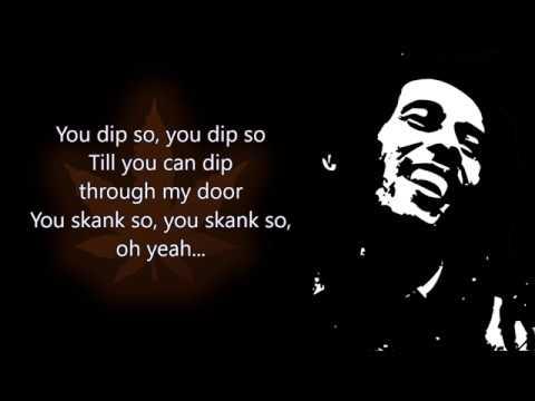 Bob Marley Lively Up Yourself (Lyrics)