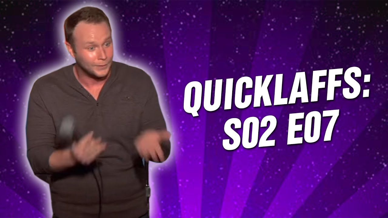 Comedy Time - QuickLaffs: Season 2 Episode 7