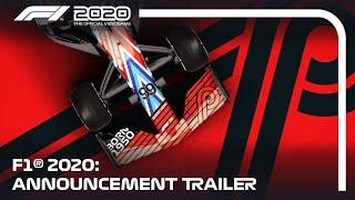 F1® 2020 | Announce Trailer [AUS]
