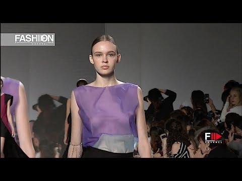 HARIM ACCADEMIA MEDITERRANEA Fashion Graduate Italia 2018 - Fashion Channel