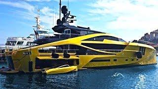 Топ 10 самых быстрых яхт в мире