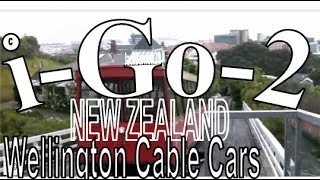 preview picture of video 'i-Go-2 New Zealand - Wellington Cable Cars & Capital'