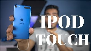 NEW IPOD TOUCH 2019 UNBOXING - IPOD TOUCH 2019