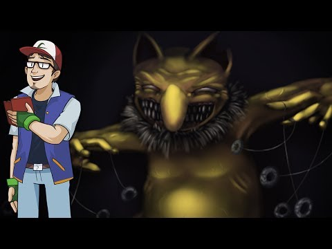 Creepy Things About Pokemon