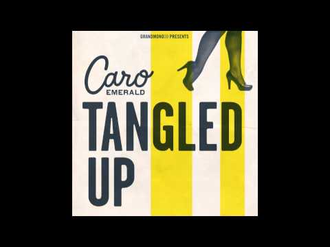 Caro Emerald - Tangled Up Instrumental / Karaoke with Lyrics