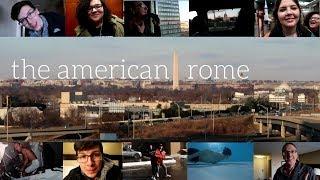 THE AMERICAN ROME
