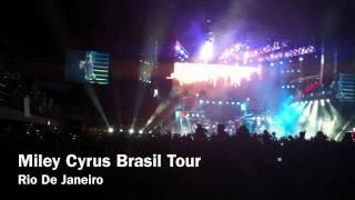 Gypsy Heart Tour à Rio de Janeiro - Party In The USA Performance - 13/05/11
