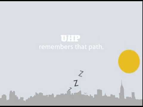 UHP Alarm Clock Forces You To Follow A Specific Path Before It Shuts Off